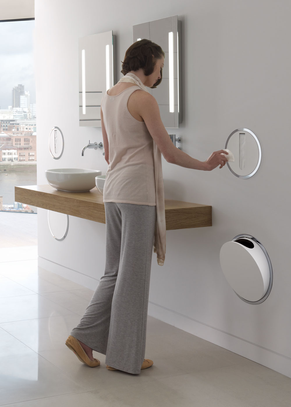 The German Design Award 2013 goes to VOLA Round Series