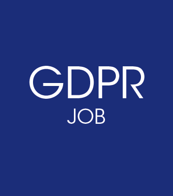 GDPR information to job applicants